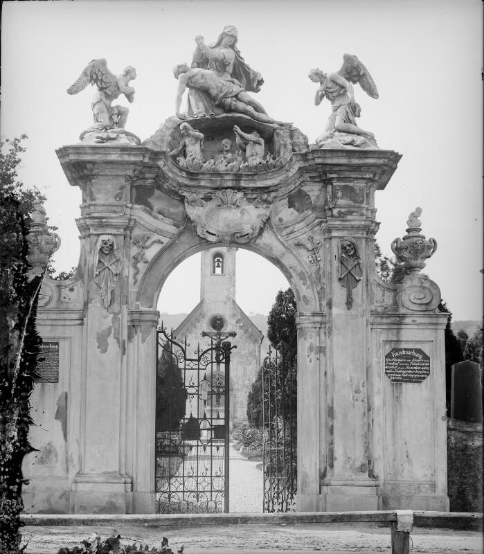 Klosterneuburg, Friedhof