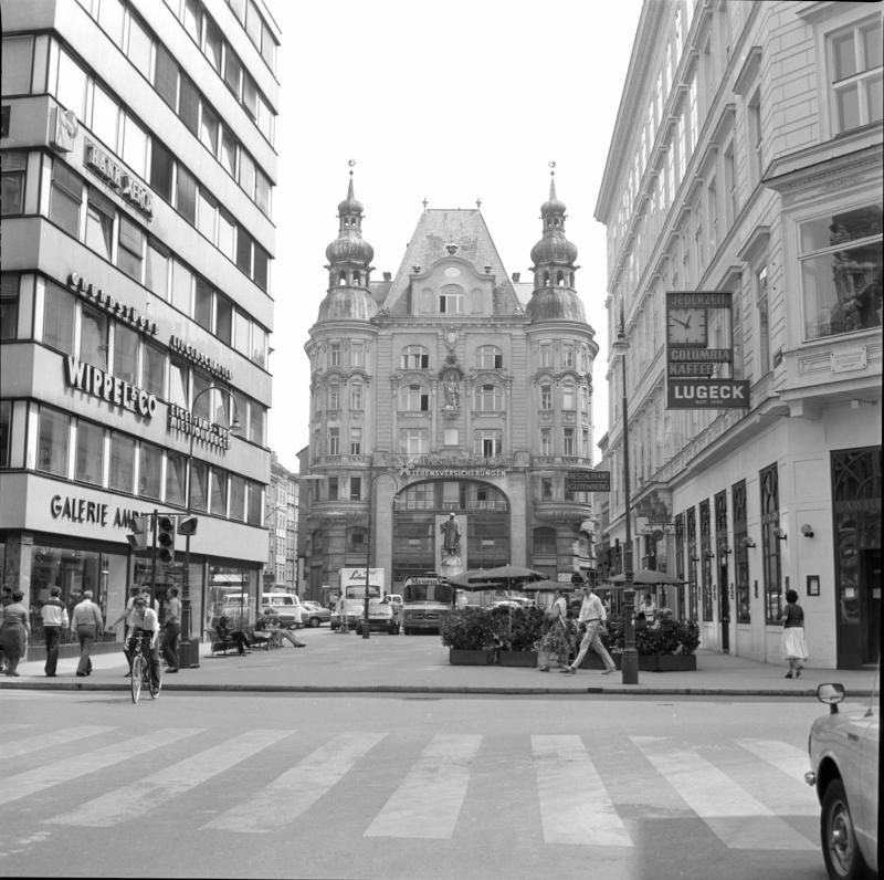 Wien 1, Lugeck
