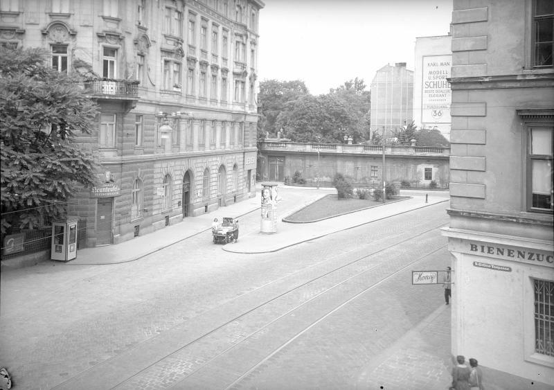 Wien 9, Porzellangasse 33a