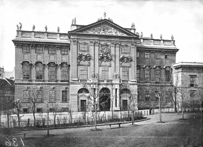 Wien 7, Ungarische Garde