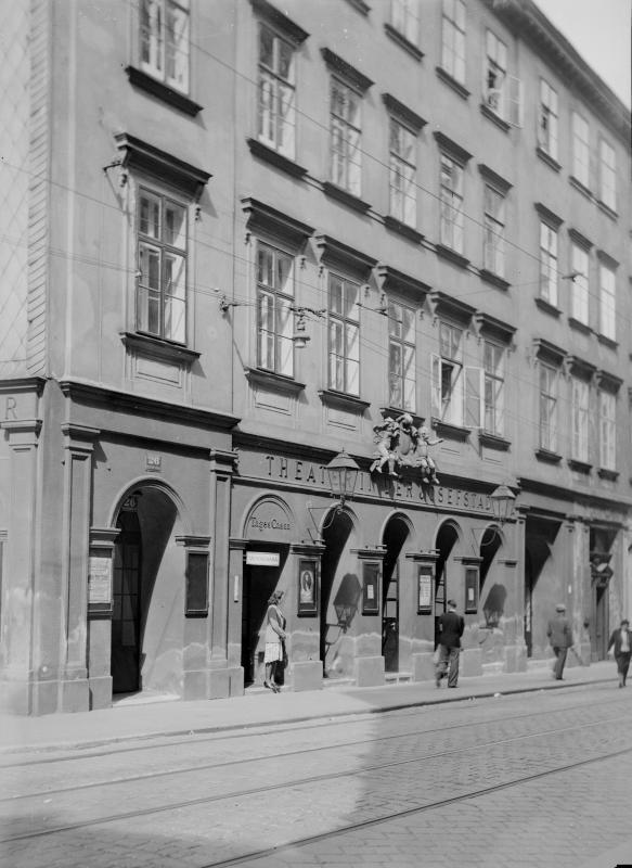 Wien 8, Theater in der Josefstadt