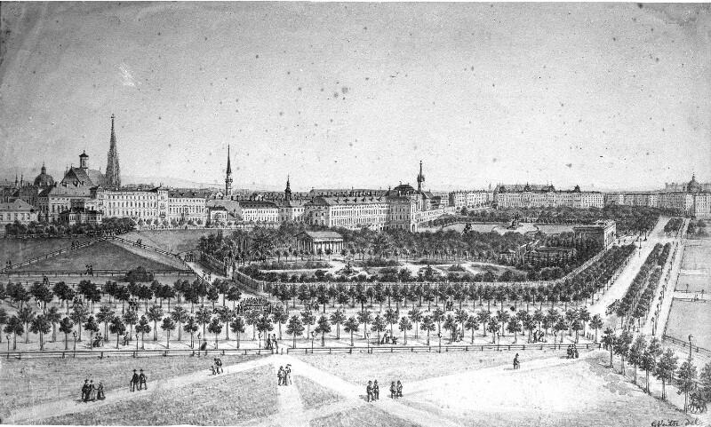 Wien 1, Panorama