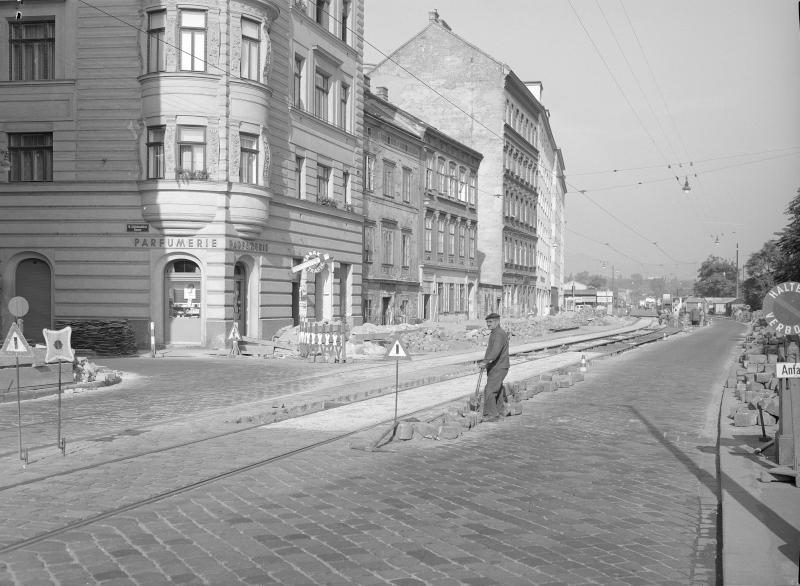 Wien 9, Althanstraße 17ff