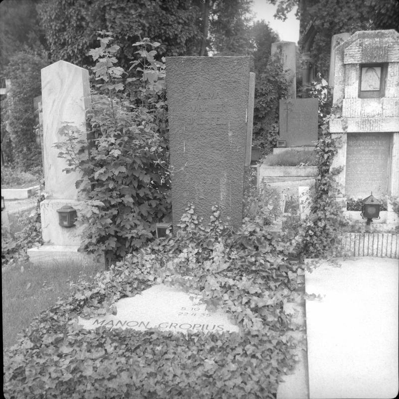 Wien 19, Grinzinger Friedhof
