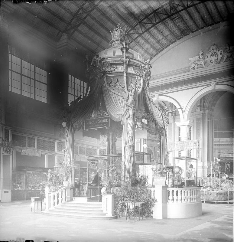 Kaiser Jubiläumsausstellung 1898