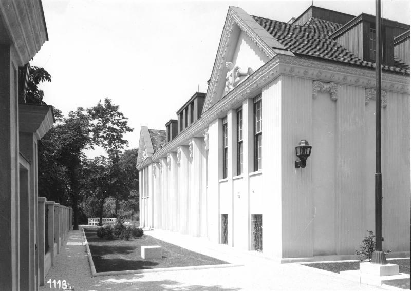 Wien 13, Villa Skywa