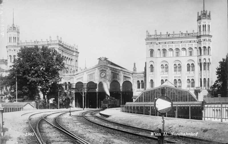 Wien 2, Nordbahnhof