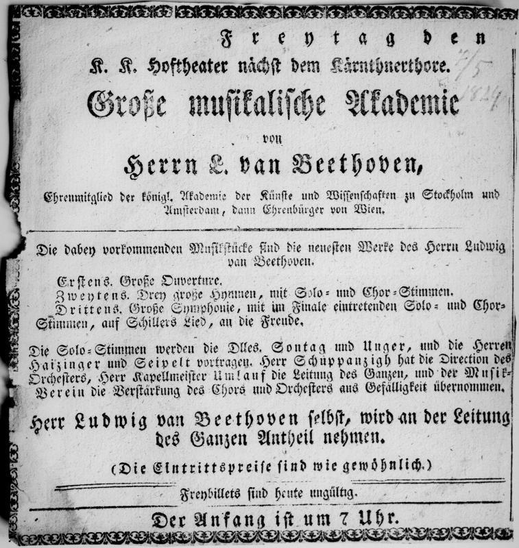 """""""K.K. Hoftheater nächst dem Kärnthnerthore"""""""