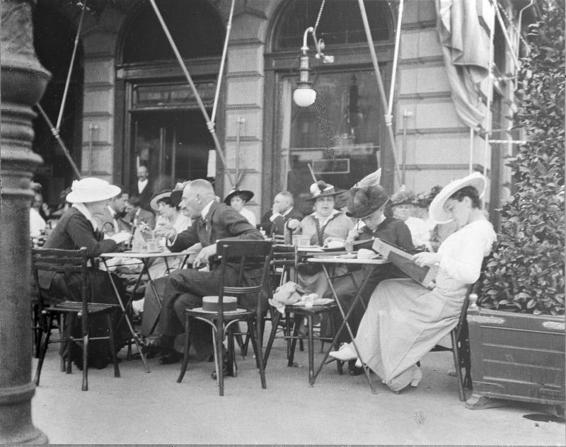 Wien 1, Ring-Café