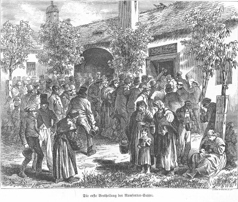 Armenausspeisung 1848