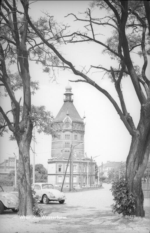 Wien 10, Wasserturm
