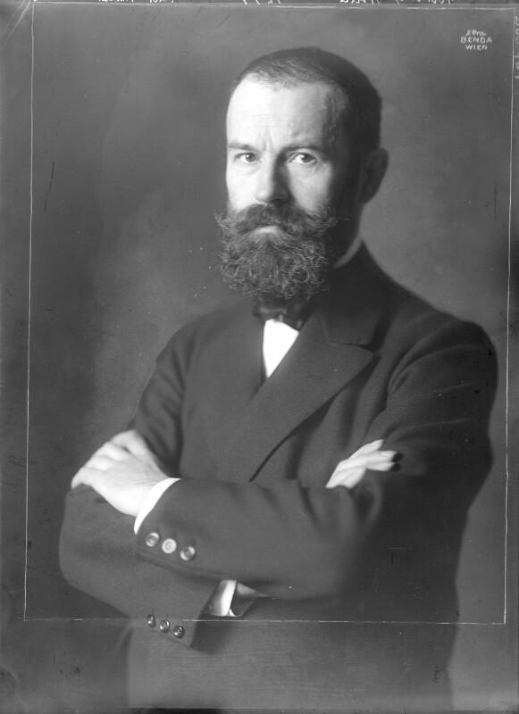 Februar 1909©Bildarchiv Austria, ÖNB