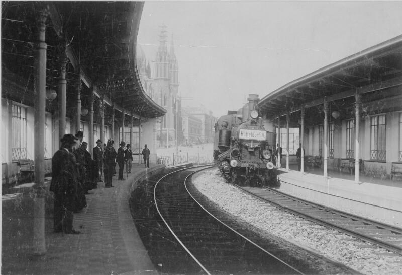 Stadtbahnstation Gumpendorferstraße