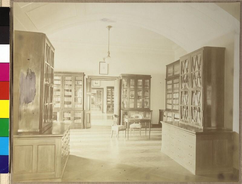 Wien 1, Nationalbibliothek