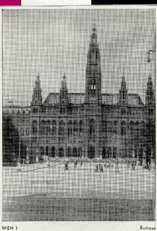 Wien 1, Rathaus