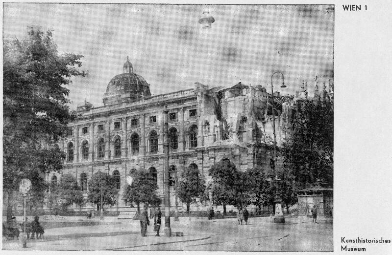 Wien 1, Kunsthistorische Museum