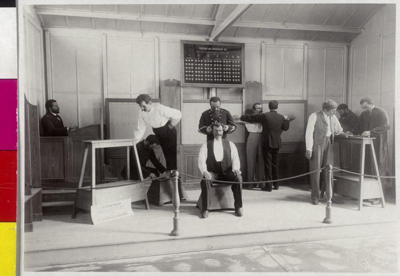 Wien, Kaiser-Jubliäums-Ausstellung 1898