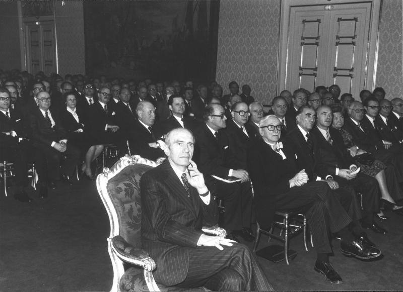 50-Jahrfeier des Österreichischen Instituts für Wirtschaftsforschung