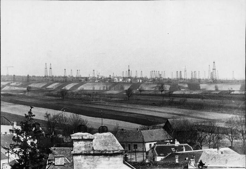 Die Ölfelder von Zistersdorf