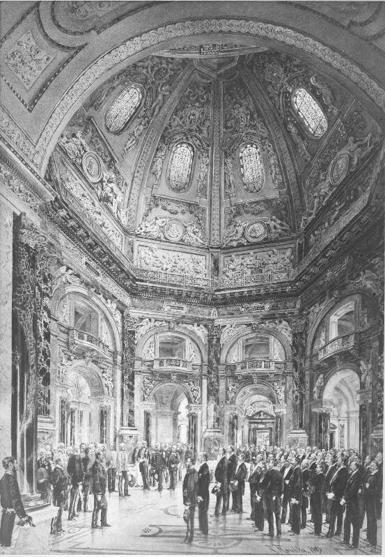 Eröffnung des Kunsthistorischen Museums Wien