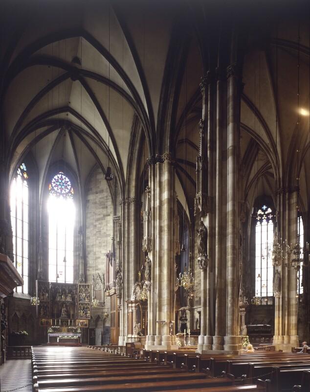 Wien 1, Stephandom