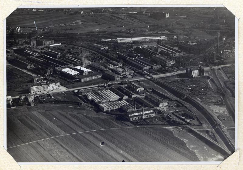 Wien 21, Fabriken