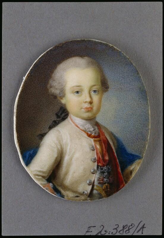 Maximilian Franz, Erzherzog von Österreich