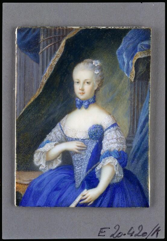 Marie Antoinette, Erzherzogin von Österreich