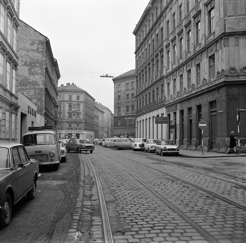 Wien 3, Marxergasse 40 ff