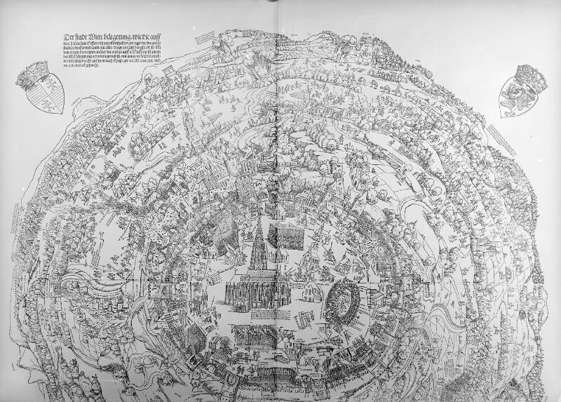 Bildplan von  Wien