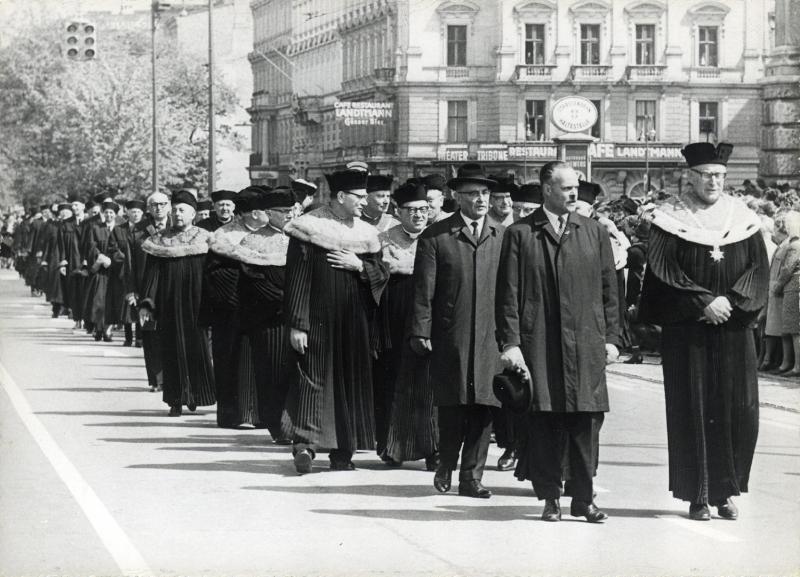 Sechshunderjahrfeier der Wiener Universität