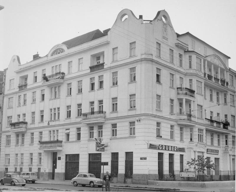 Wien 2, Vorgartenstraße