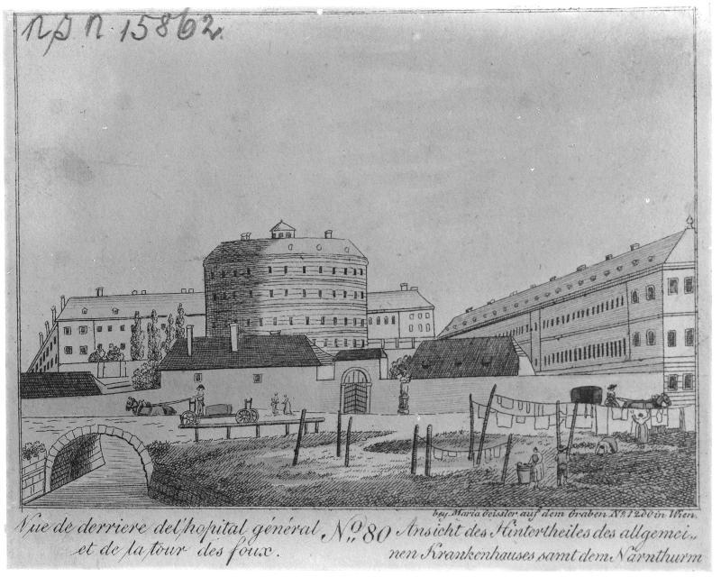 Wien 9, Allgemeines Krankenhaus