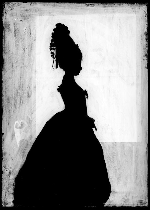 Alice Schmutzer im Kostüm