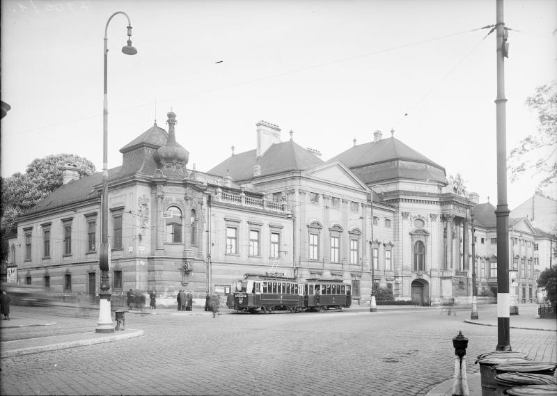 Wien 8, Palais Auersperg