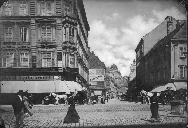 Wien 7, Neubaugasse 1ff