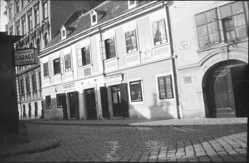 Wien 5, Hofgasse 2