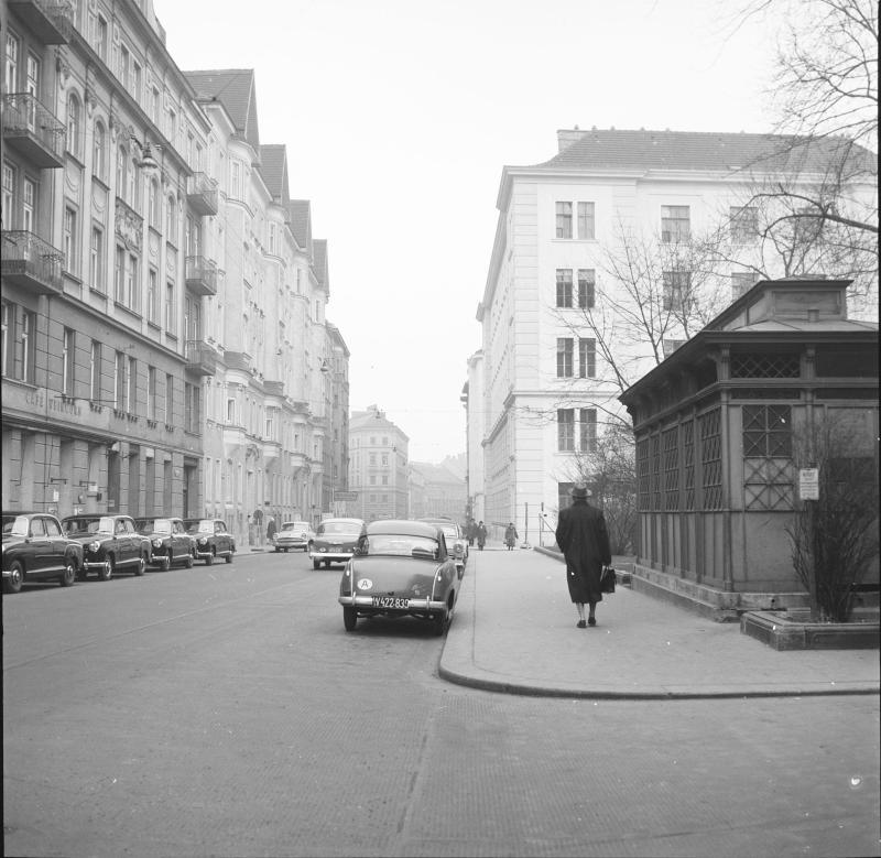 Wien 8, Hamerlingplatz 2