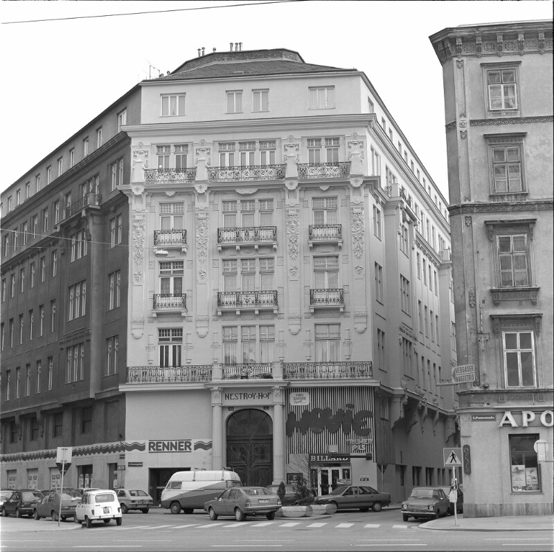 Wien 2, Nestroyplatz 1