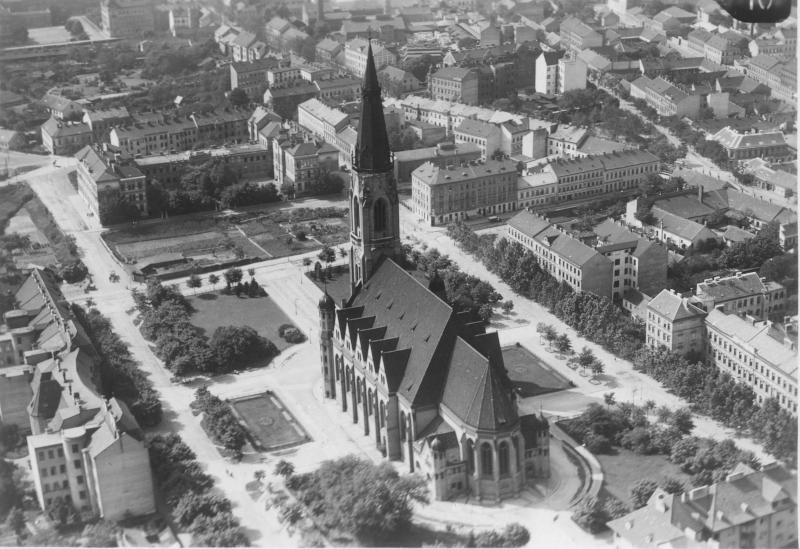 Wien 21, Donaufelder Pfarrkirche