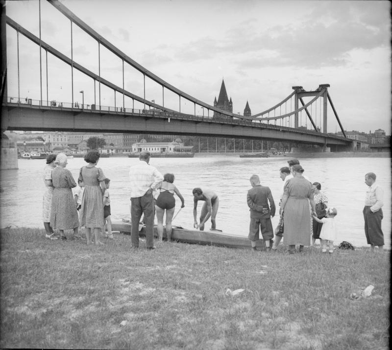 Wien 2, Reichsbrücke