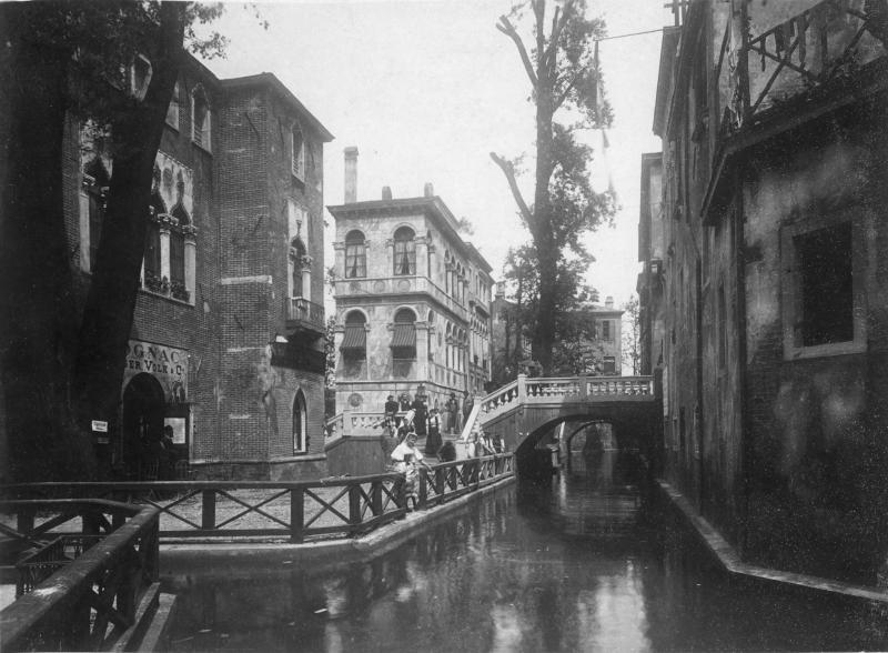 """""""Venedig in Wien"""" im Wiener Prater"""