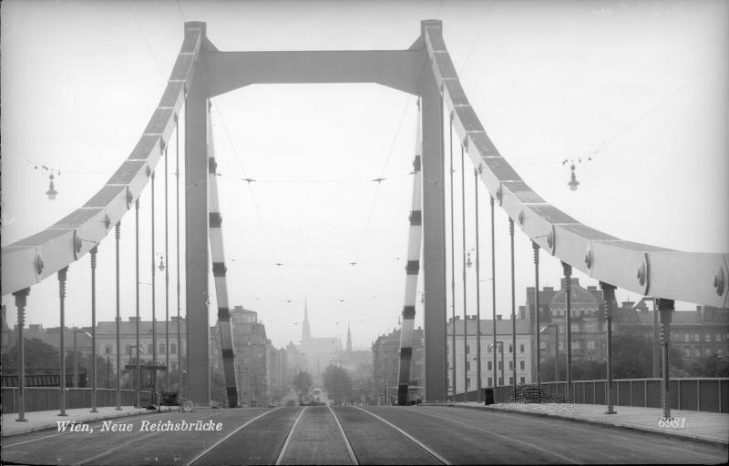 Wien 22, Reichsbrücke