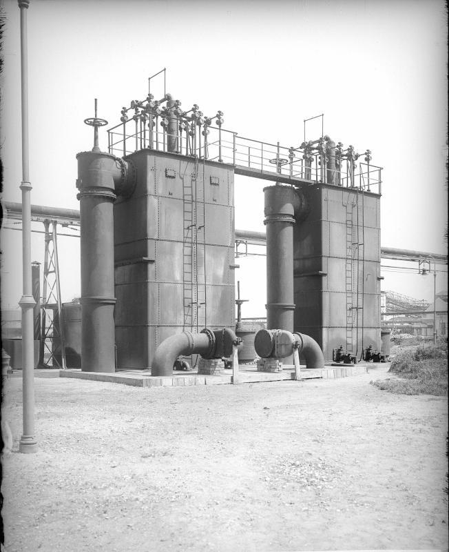 Wien 21, Gaswerk Leopoldau