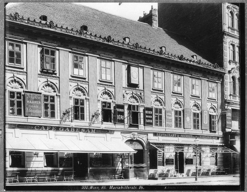 Wien 7, Mariahilferstraße 84