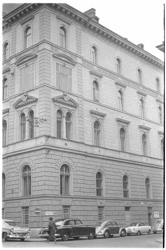 Wien 8, Mölkergasse 3