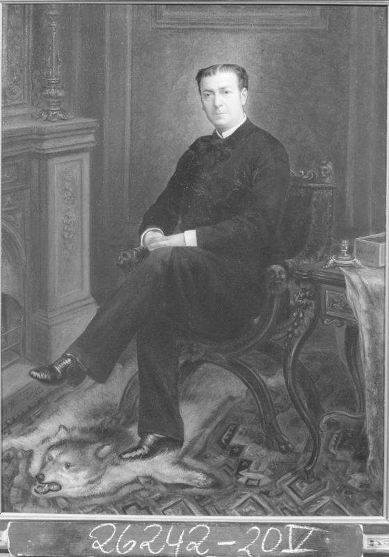 Friedrich Thelen-Rüden, Adolf Sonnenthal