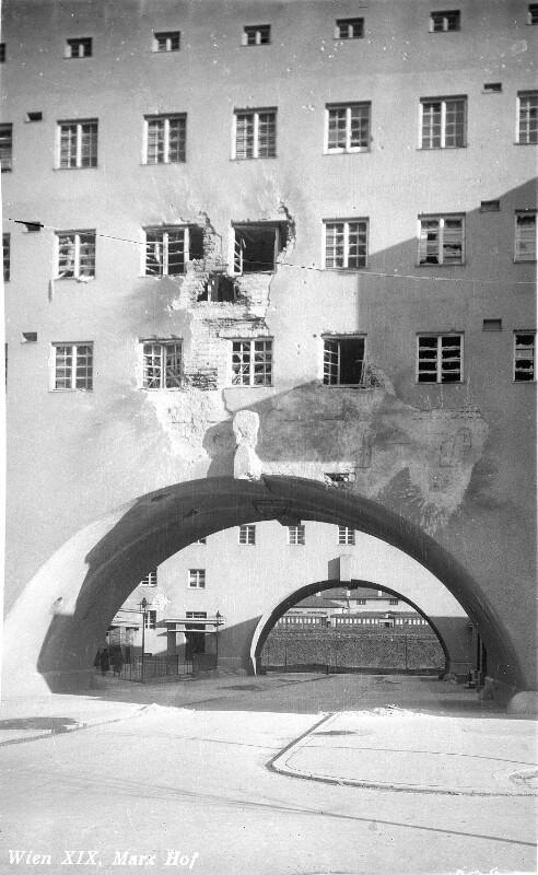 Wien, Februar 1934