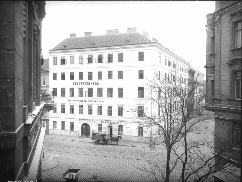 Wien 9, Porzellangasse 30