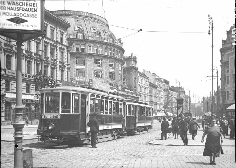 Wien 7, Mariahilferstraße 122